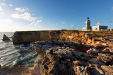 Lighthouse Los Morrillos, Puerto Rico Photographic Print by George Oze