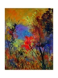 Autumn Colors Giclee Print by Ledent