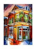 Goodnight New Orleans Giclee Print by Diane Millsap