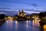 Notre Dame Paris Photographic Print by Charles Bowman