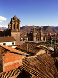 Cuzco Peru Photographic Print by Charles Bowman