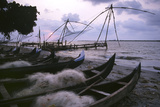 Cochin Fishing Nets Photographic Print by Charles Bowman