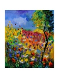 Summer 2010 Giclee Print by  Ledent