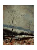 Winter Landscape 450190 Posters por  Ledent