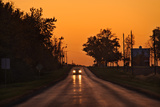 Rural Road Trip Photographic Print by Steve Gadomski