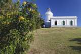 Fajardo Lighthouse, Puerto Rico Photographic Print by George Oze