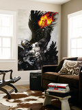 Ghost Rider No.32 Cover: Ghost Rider Wall Mural