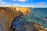 Faro de Los Morillos, Puerto Rico Photographic Print by George Oze