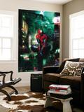 Christopher Shy - Timestorm 2009/2099 No.1 Cover: Spider-Man Nástěnný výjev