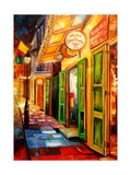 New Orleans Nights Giclee Print by Diane Millsap