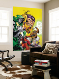 Fall of the Hulks: Alpha No.1 Cover: Dr. Doom Wall Mural by Ed McGuiness