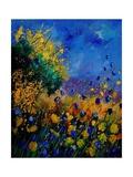 Summer Landscape 459090 Giclee Print by  Ledent