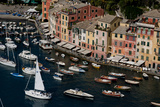 Portofino Italy III Photographic Print by Charles Bowman