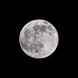 Earths Moon Impressão fotográfica por Steve Gadomski