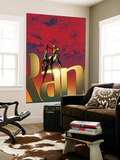 The Immortal Iron Fist No.19 Cover: Iron Fist Wall Mural by Travel Foreman