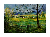 Spring In Herock 57 Giclee Print by  Ledent