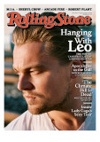 Leonardo Dicaprio, Rolling Stone no. 1110, August 5, 2010 Photographic Print by Seliger Mark