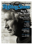 Roger Waters, Rolling Stone no. 1114, September 30, 2010 Photographic Print by Watson Albert