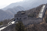 Arrow Tower on the Great Wall, China Photographic Print by George Oze