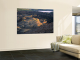 Painted Dunes & Lava Beds, Lassen Volcanic National Park, California, USA Wall Mural by Scott T. Smith