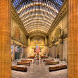 Chicagos Union Station Photographic Print by Steve Gadomski