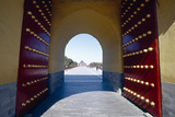 Gate to the Temple of Heaven, Beijing, China Photographic Print by George Oze