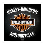 Harley Davidson Affiches