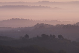 Tuscany Landscape Photographic Print by Charles Bowman