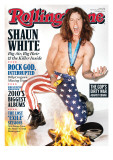 Shaun White, Rolling Stone no. 1100, March 18, 2010 Photographic Print by Richardson Terry