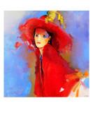 Belle de Carnaval Giclee Print by Max Laigneau