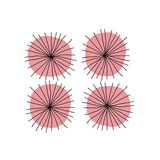 Mitosis Two Posters por Jan Weiss