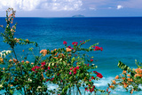 Desecheo Island View, Rincon, Puerto Rico Photographie par George Oze