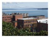 Port Townsend Washington II Giclee Print by Janel Bragg