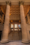 Chicagos Union Station Entry Photographic Print by Steve Gadomski