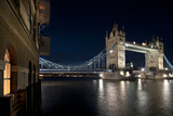 Tower Bridge London Photographic Print by Charles Bowman