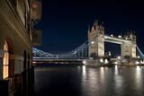 Tower Bridge London Photographic Print by Charles Bowman