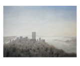View From Empire State Building 1997 Giclee Print by Janel Bragg