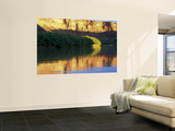 Sunrise Along Green River at Mineral Bottom, Utah, USA Wall Mural by Scott T. Smith