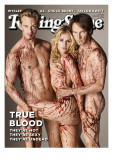 True Blood, Rolling Stone no. 1112, September 2, 2010 Photographic Print by Rolston Matthew
