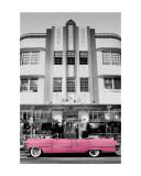 Pink Cadillac Print