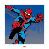 Spider-Man Kunstdrucke