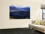 Slim's River Valley in Autumn, Kluane National Park, Yukon Territory, Canada Wall Mural by Scott T. Smith