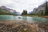 Maligne Lake Scenic, Alberta, Canada Photographic Print by George Oze