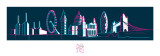 London 2012 Olympics, Skyline Prints
