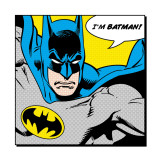 I'm Batman Affiches