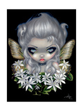 Starry Wild Jasmine Fairy Photographic Print by Jasmine Becket-Griffith