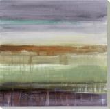 Lanie Loreth - Purple Rain II Reprodukce na plátně