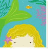 Peek-a-Boo Heroes: Mermaid