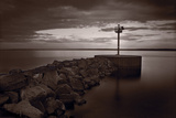 Harbor Light Bayfield Wisconsin Photographic Print by Steve Gadomski