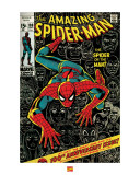 Spider-Man 100th Issue Affischer